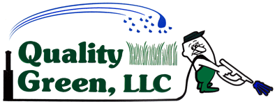 Quality Green, LLC in Jordan, MN provides lawn weed control treatments, sprinkler installations and service, lawn aerating, snow removal and more for commercial and residential properties in the southern Twin Cities area.